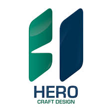 "Логотип ""Hero Craft Design"" ЧФ"